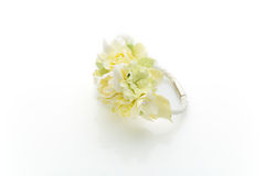 Wedding flower accessory Stock Image