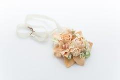 Wedding flower accessory Royalty Free Stock Image