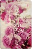 Wedding flower background Stock Photos