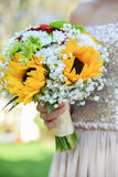 Wedding flower bouquet Royalty Free Stock Photo