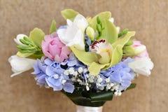 Wedding flower bouquet Royalty Free Stock Photos