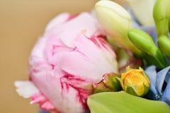 Wedding flower bouquet Stock Image