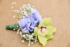 Wedding flower bouquet Royalty Free Stock Images