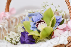 Wedding flower bouquet Royalty Free Stock Photography