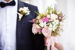 Wedding flower Stock Images
