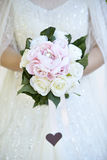 Wedding flower bouquet Stock Images