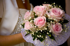 Wedding flowers Stock Image
