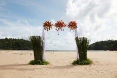 Wedding flowers. Stock Images