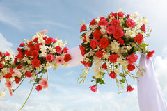 Wedding flowers. Stock Photos