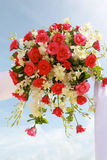 Wedding flowers. Royalty Free Stock Photo
