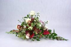 Wedding flowers. Beatiful wedding flowers set isolated royalty free stock photos
