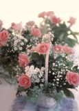 Wedding flowers. Royalty Free Stock Photo