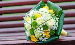 Wedding Flowers Arrangements Stock Photography