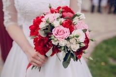 Wedding flowers Stock Images