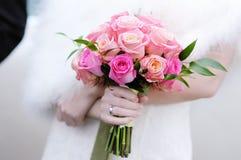 Wedding flowers bouquet Royalty Free Stock Photos