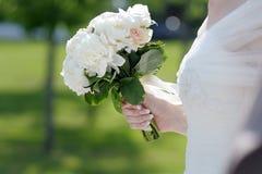 Wedding flowers bouquet Stock Photography