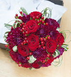 Wedding flowers bouquet Royalty Free Stock Images