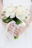 Wedding flowers bouquet Stock Photography