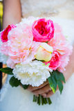 Wedding Flowers Bouquet Stock Image