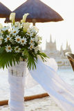 Wedding flowers a Stock Image