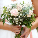 Wedding flowers Royalty Free Stock Photography