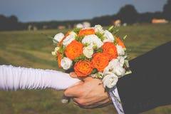 Wedding flowers Stock Photography