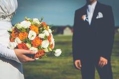 Wedding flowers Stock Photos