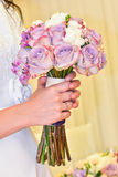 Wedding flowers - romantic Royalty Free Stock Photo