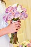 Wedding flowers - romantic Royalty Free Stock Photo