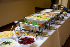 Wedding Food Royalty Free Stock Images