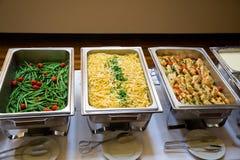 Wedding Food Stock Photo