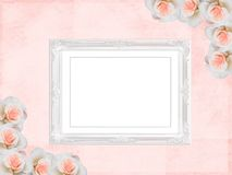 Wedding frame Royalty Free Stock Photo