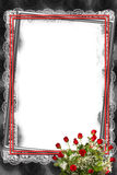 Wedding Frame for photo Royalty Free Stock Photography