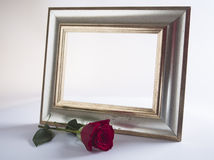 Wedding frame. Raw for the picture Royalty Free Stock Image