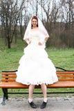 Wedding Fun Stock Photo