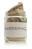 Wedding fund Stock Image