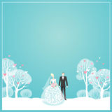 Wedding garden Royalty Free Stock Photo