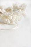 Wedding garter Stock Photo