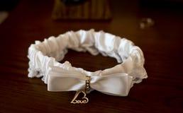Wedding garter Royalty Free Stock Images