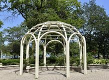 Wedding Gazebo Royalty Free Stock Image