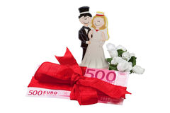 Wedding gift Stock Image