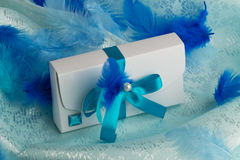 Wedding Gift Royalty Free Stock Photography