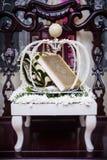 Wedding Gift Decoration Stock Image
