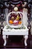 Wedding Gift Decoration Royalty Free Stock Image