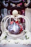 Wedding Gift Decoration Stock Photo