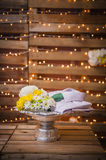 Wedding Gift Decoration Royalty Free Stock Images