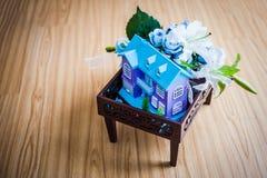 Wedding Gift Decoration Stock Photography