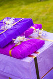 Wedding gift Royalty Free Stock Photography