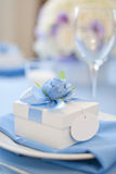 Wedding gift for guest Royalty Free Stock Photography