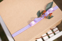 A wedding gift Stock Photography